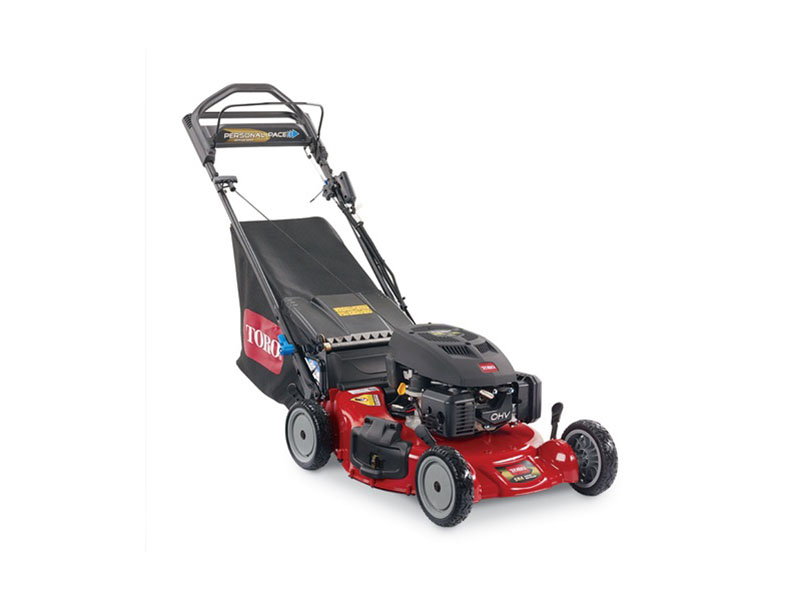 2018 Toro 21 in. (53 cm) Personal Pace Electric Start in Park Rapids, Minnesota