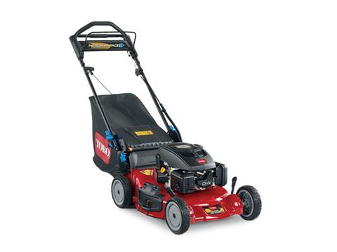 2018 Toro 21 in. (53 cm) Personal Pace Super Recycler Mower in Mansfield, Pennsylvania