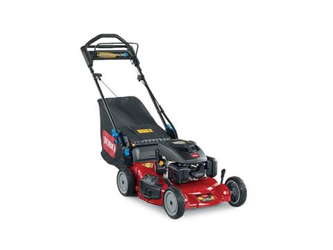 2018 Toro 21 in. (53 cm) Personal Pace Super Recycler Mower in Mio, Michigan