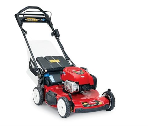 2018 Toro 22 in. (56 cm) Personal Pace Electric Start in Park Rapids, Minnesota