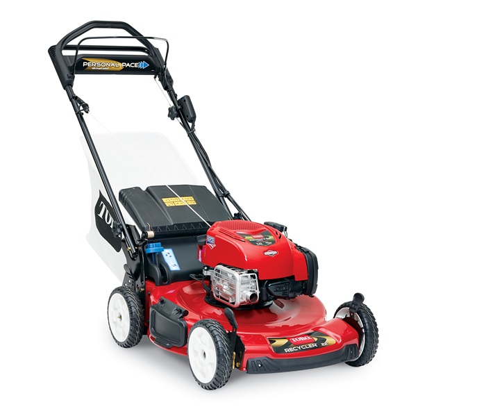 2018 Toro 22 in. (56 cm) Personal Pace Electric Start in Francis Creek, Wisconsin
