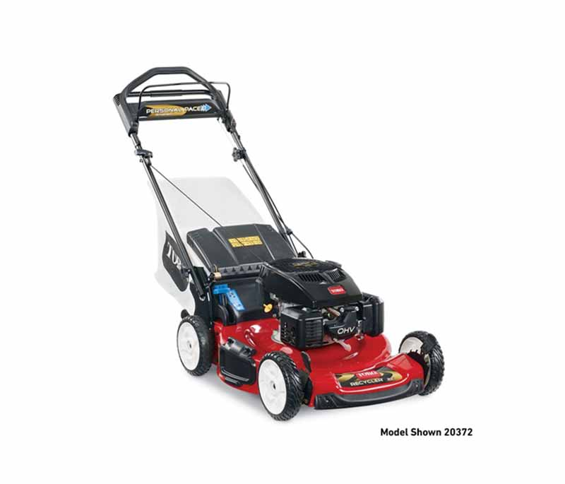 2018 Toro 22 in. (56 cm) Personal Pace Electric Start in Pataskala, Ohio
