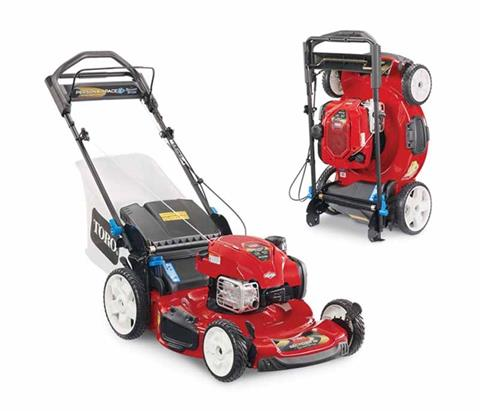 2018 Toro 22 in. (56 cm) SMARSTOW Personal Pace High Wheel Mower in Mansfield, Pennsylvania