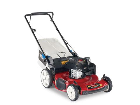 2018 Toro 22 in. (56 cm) SMARTSTOW High Wheel Push Mower in Mansfield, Pennsylvania