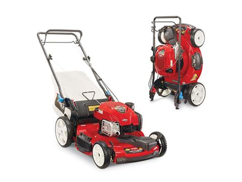 2018 Toro 22 in. (56 cm) Variable Speed High Wheel with SMARTSTOW in Greenville, North Carolina