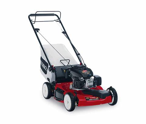 2018 Toro 22 in. (56 cm) Variable Speed (Non-CARB Compliant) in Greenville, North Carolina