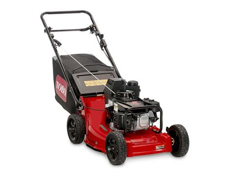 2018 Toro 21 in. (53 cm) Heavy Duty Honda Zone Start in Park Rapids, Minnesota