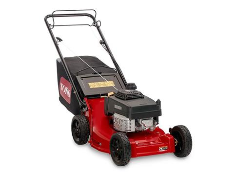 2018 Toro 21 in. (53 cm) Heavy Duty Kawasaki 2-Bail in Aulander, North Carolina