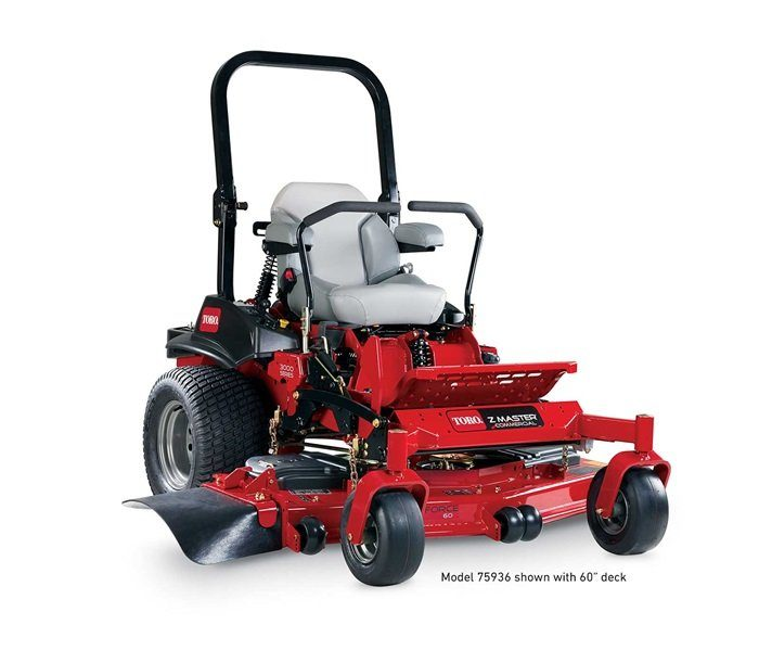 2018 Toro 3000 Series MyRide 52 in. (132 cm) 25 hp 747 cc in Aulander, North Carolina
