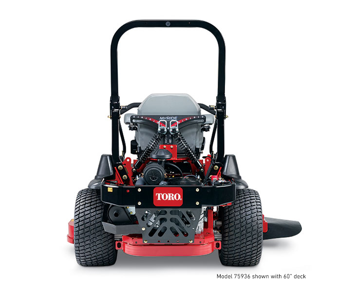 2018 Toro 3000 Series MyRide 60 in. (152 cm) 25.5 hp 726 cc in AULANDER, North Carolina