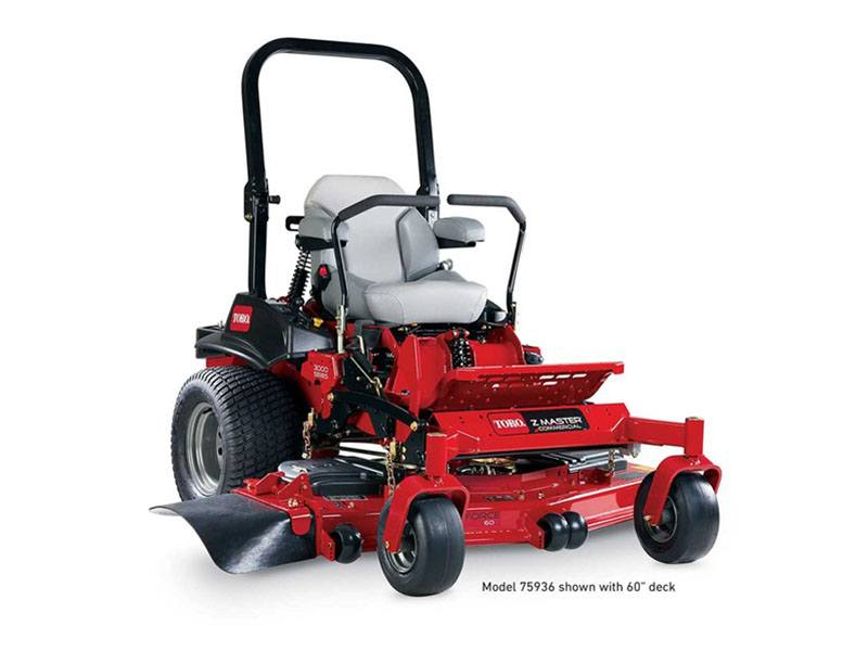 2018 Toro 3000 Series MyRide  52 in. (132 cm) 24.5 hp 708 cc in Aulander, North Carolina