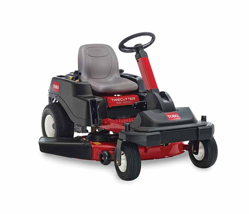 2018 Toro 42 in. (107 cm) TimeCutter SW4200 (California Model) in AULANDER, North Carolina