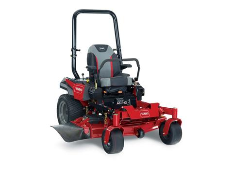 2018 Toro 48 in. (122 cm) Titan HD 1500 Series Zero Turn Mower (California Model) in Aulander, North Carolina