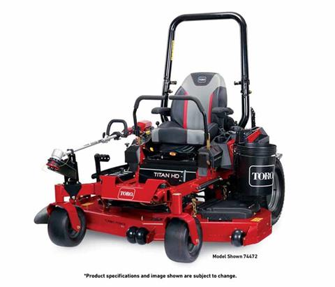 2018 Toro 48 in. (122 cm) Titan HD 2000 Series Zero Turn Mower in Francis Creek, Wisconsin