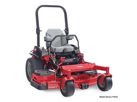 2018 Toro 5000 Series MyRide 60 in. (152 cm) 25 HP EFI 747 cc in Terre Haute, Indiana