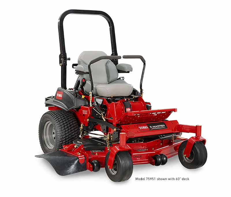 2018 Toro 5000 Series MyRide 60 in. (152 cm) 25 HP EFI 747 cc in AULANDER, North Carolina