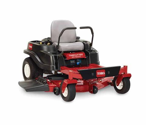 2018 Toro 50 in. (127 cm) TimeCutter MX5000 in Mansfield, Pennsylvania