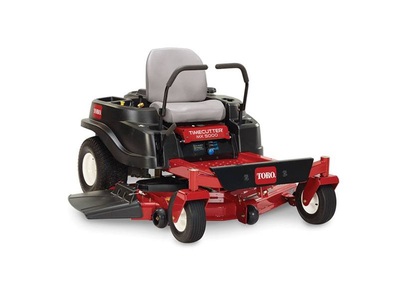 2018 Toro 50 in. (127 cm) TimeCutter MX5000 in Aulander, North Carolina