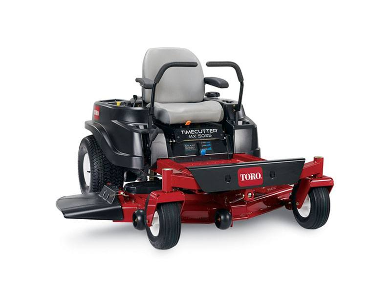 2018 Toro 50 in. (127 cm) TimeCutter MX5025 (California Model) in Aulander, North Carolina