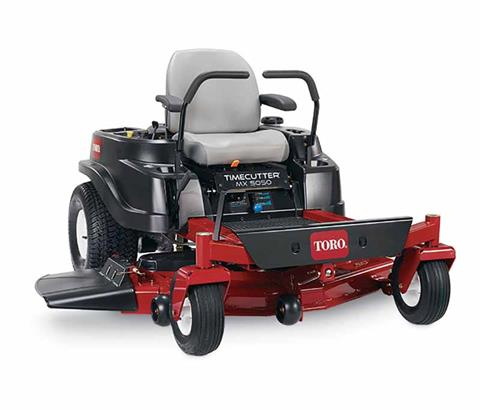 2018 Toro 50 in. (127 cm) TimeCutter MX5050 in Mansfield, Pennsylvania