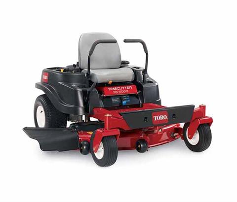 2018 Toro 50 in. (127 cm) TimeCutter SS5000 (California Model) in Park Rapids, Minnesota