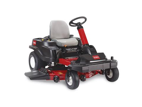 2018 Toro 50 in. (127 cm) TimeCutter SWX5000 in Aulander, North Carolina