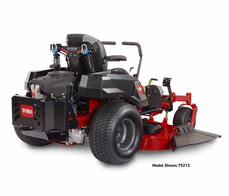 2018 Toro 54 in. (137 cm) MyRide TimeCutter HD Zero Turn Mower in Terre Haute, Indiana