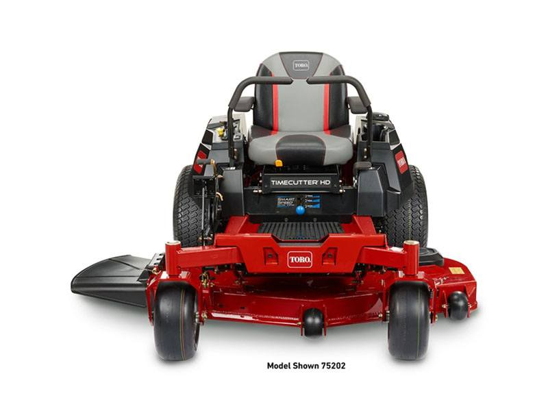 2018  54 in. (137 cm) TimeCutter HD Zero Turn Mower 3