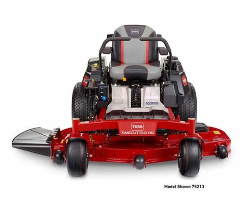2018 Toro 60 in. (152 cm) MyRide TimeCutter HD Zero Turn Mower in Mansfield, Pennsylvania