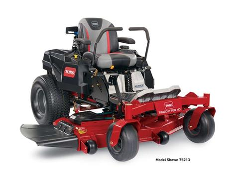 2018 Toro 60 in. (152 cm) MyRide TimeCutter HD Zero Turn Mower in Mio, Michigan