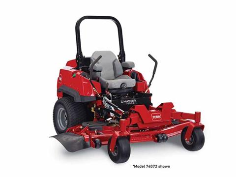 2018 Toro 7500 D Series 60 in. (152 cm) 37 HP 1642 cc Diesel Rear Discharge in Pataskala, Ohio