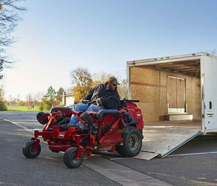 2018 Toro 7500 D Series 96 in. (244 cm) 37 HP 1642 cc Diesel Rear Discharge in Aulander, North Carolina