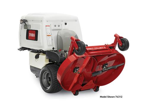 2018 Toro 8000 Series 48 in. (122 cm) 20.5 HP 640 cc in Aulander, North Carolina - Photo 2