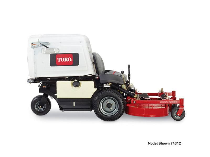 2018 Toro 8000 Series 48 in. (122 cm) 23 hp 747 cc in Aulander, North Carolina