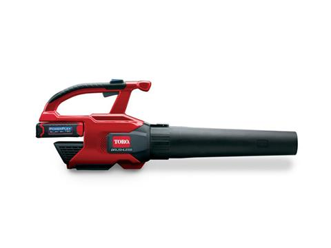 2018 Toro 40V Max Brushless Blower in AULANDER, North Carolina