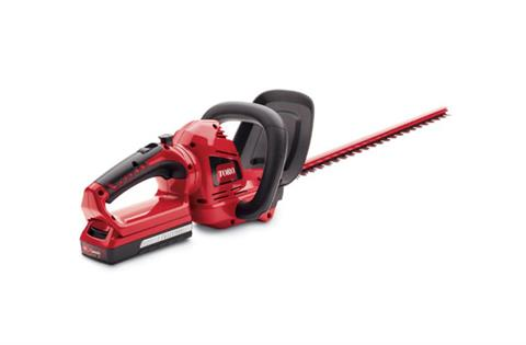 2018 Toro 20V Max 22 in. Cordless Hedge Trimmer in Aulander, North Carolina