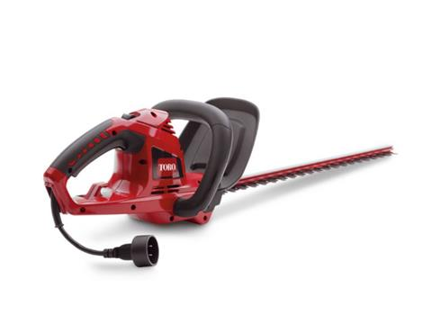2018 Toro 22 in. Electric Hedge Trimmer in Greenville, North Carolina