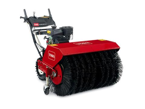 2018 Toro Power Broom in Pataskala, Ohio