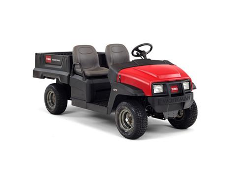 2018 Toro Workman GTX Series (Gas) in Pataskala, Ohio