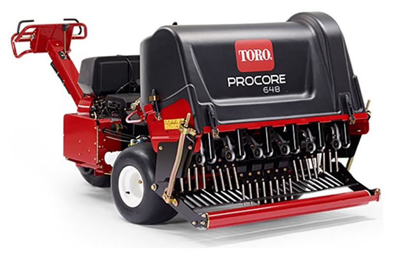 2019 Toro ProCore 648 in New Durham, New Hampshire