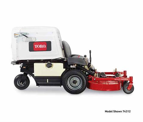 2019 Toro 48 in. 8000 Series Zero Turn 25 HP 725 cc in Poplar Bluff, Missouri - Photo 3