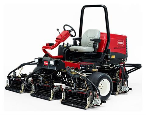 2019 Toro Reelmaster 3555 100 in. Kubota Diesel 24.8 hp in Mio, Michigan