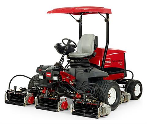2019 Toro Reelmaster 5010-H 100 in. Kubota Diesel 24.8 hp in Mio, Michigan