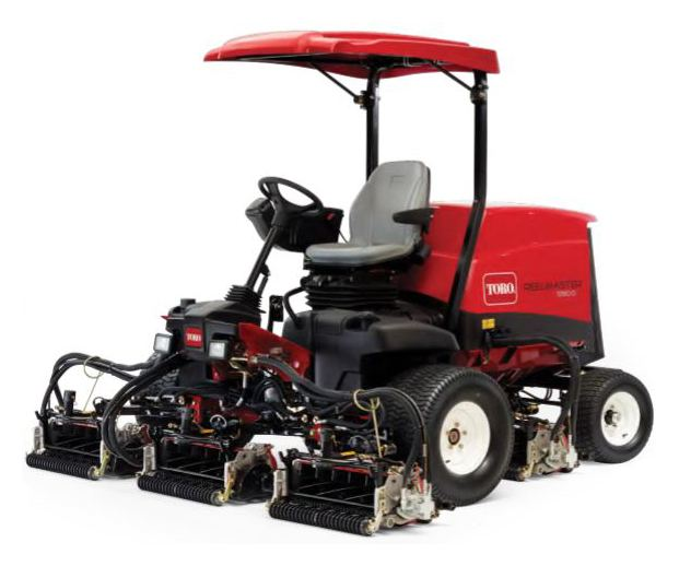 2019 Toro Reelmaster 5610-D 100 in. Yanmar Diesel 43.5 hp in New Durham, New Hampshire