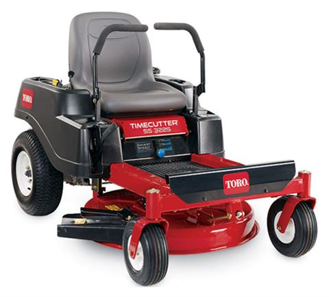 2019 Toro TimeCutter SS3225 32 in. Zero Turn Mower in Mio, Michigan