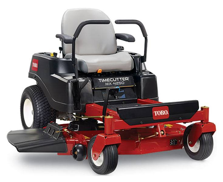 2019 Toro TimeCutter MX4250 42 in. Zero Turn Mower in Greenville, North Carolina