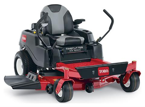 2019 Toro TimeCutter MX5000 50 in. (74773) Zero Turn Mower in Mio, Michigan