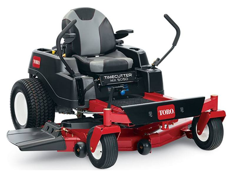2019 Toro TimeCutter MX5050 50 in. (74474) Zero Turn Mower in Poplar Bluff, Missouri