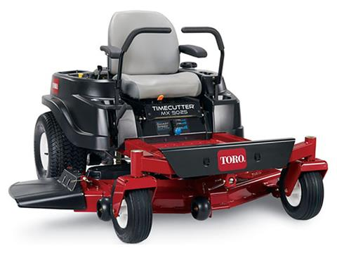 2019 Toro TimeCutter MX5025 50 in. Zero Turn Mower in Greenville, North Carolina