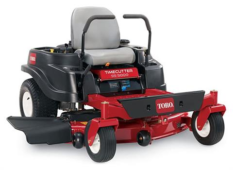 2019 Toro TimeCutter SS5000 50 in. Zero Turn Mower in Greenville, North Carolina